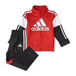 adidas Little Boys 2-pc. Pant Set