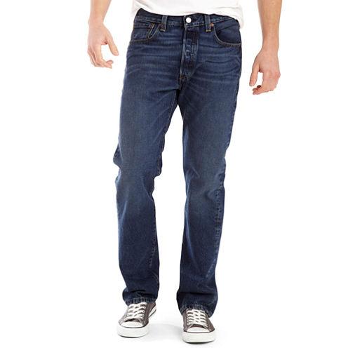 Levi's® 505™ Regular Fit Jeans-Big & Tall