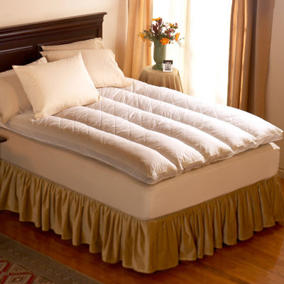 Pacific Coast™ 230tc Quilt Top Feather Bed