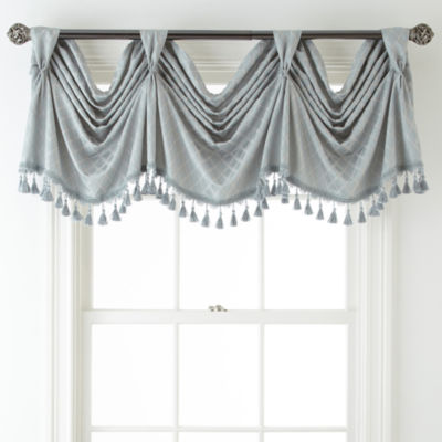 Royal Velvet® Valencia Rod-Pocket Empire Valance