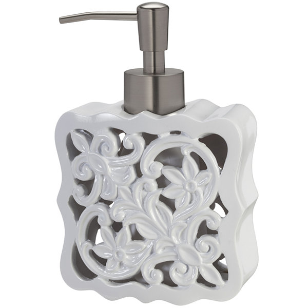 Creative Bath™ Belle Bath Soap/Lotion Dispenser