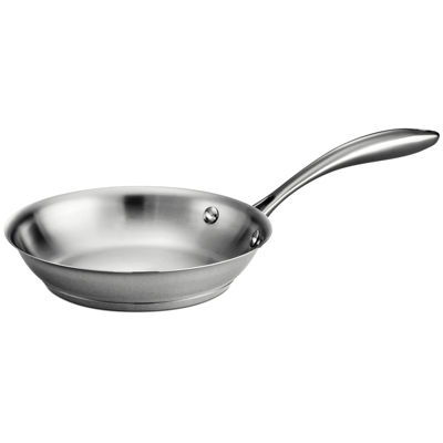 Tramontina Gourmet Domus 18/10 Stainless Steel Induction-Ready Fry Pan