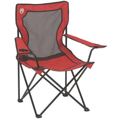 Coleman® Broadband™ Mesh Quad Chair