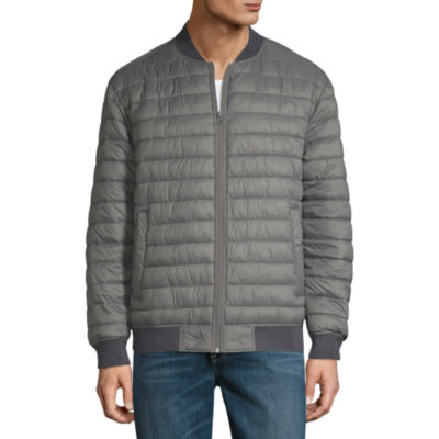 Arizona Lightweight Bomber Puffer Jacket