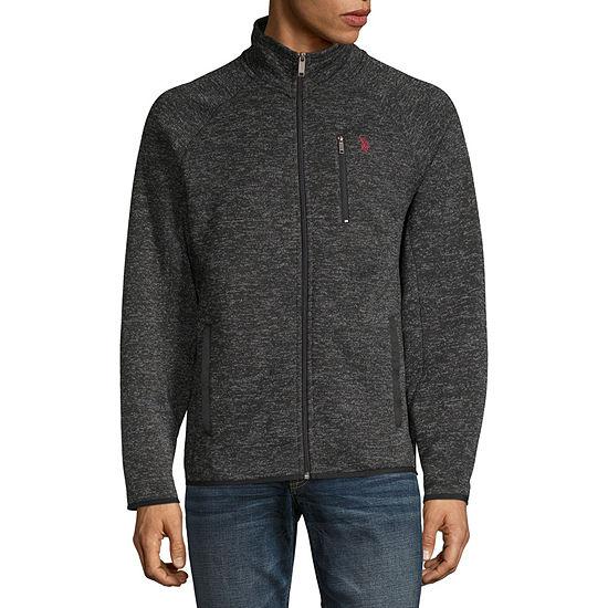 U.S. Polo Assn. Lightweight Fleece Jacket