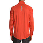 Xersion Mens Long Sleeve Quarter-Zip Pullover