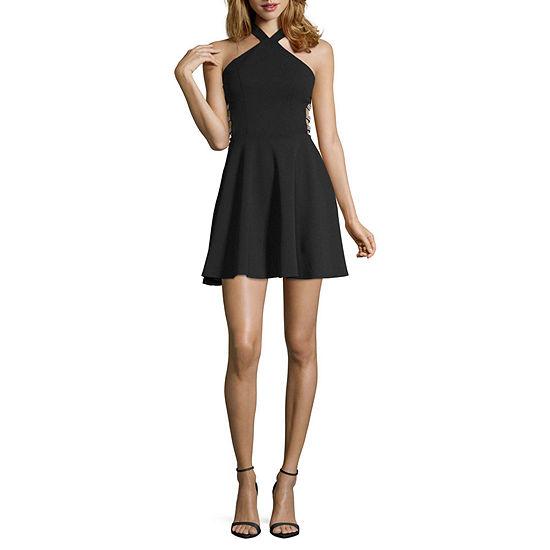 Speechless-Juniors Sleeveless Embellished Dress Set