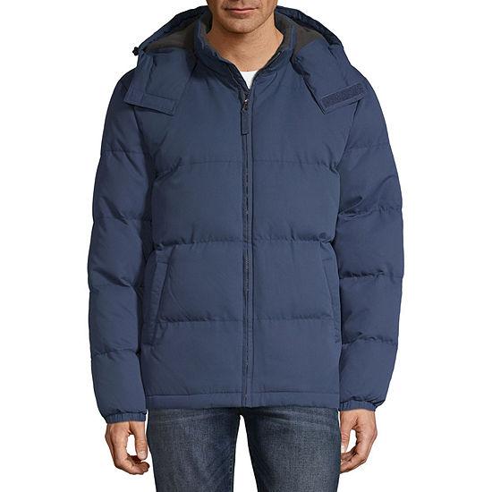 St. John's Bay Water Resistant Heavyweight Puffer Jacket