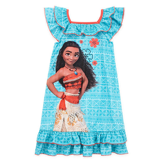 Disney Moana Girls Nightshirt