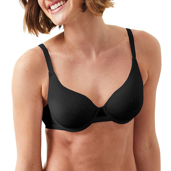 Hanes Underwire T-Shirt Full Coverage Bra-Dhhu36