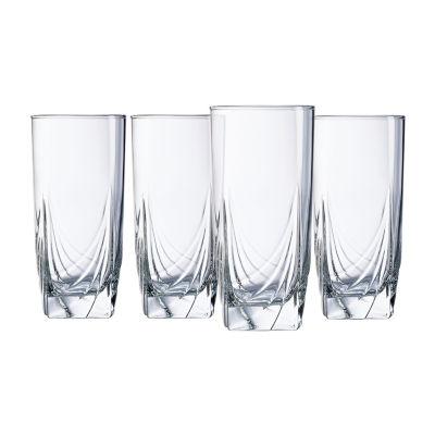 Luminarc Ascot 4-pc. Drinkware Set