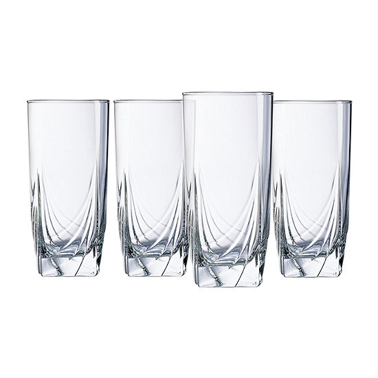 Luminarc Ascot 4-pc. Drinkware Set