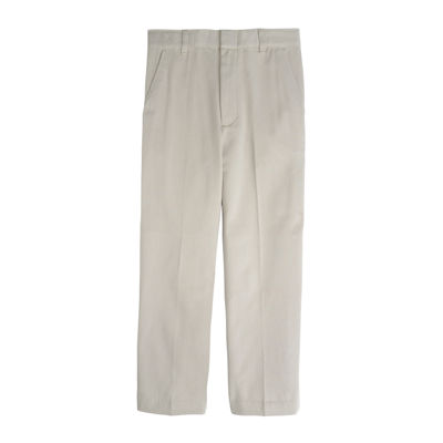 French Toast® Double-Knee Flat-Front Pants - Boys 8-20, Husky and Slim