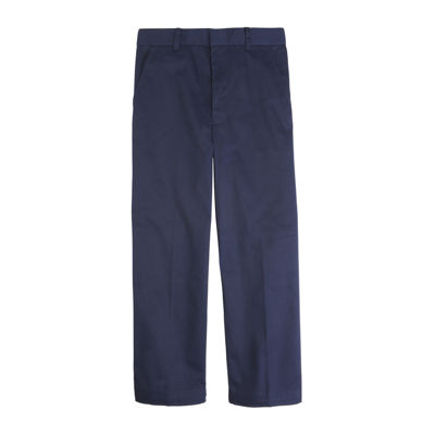 French Toast® Double-Knee Flat-Front Pants – Boys 8-20 and 8-14 Slim