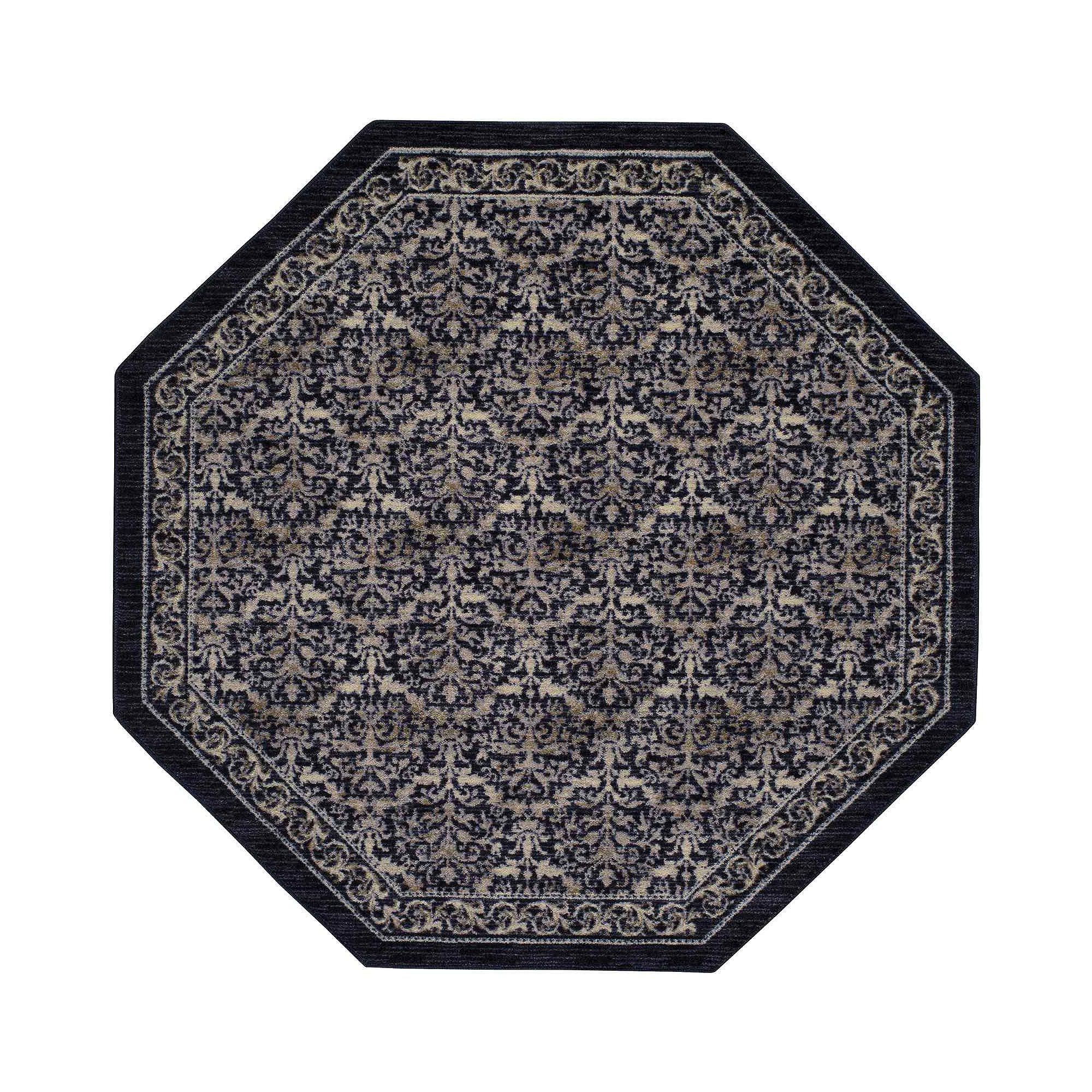 Annadale 5' Octagonal Rug