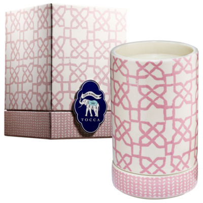 Tocca Beauty John Robshaw Pondicherry Candle