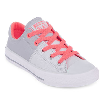 Converse Chuck Taylor All Star Madison  Fashion Leather Girls Sneakers - Little Kids/Big Kids
