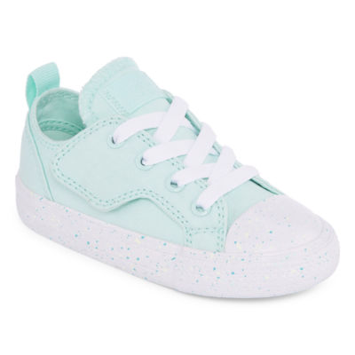 Converse Chuck Taylor All Star Simple Step-Ox Girls Sneakers - Toddler