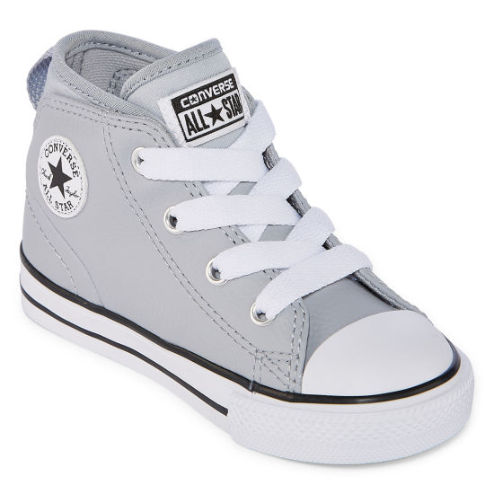 Converse Chuck Taylor All Star Syde  Street Leather Mid Boys Sneakers - Toddler