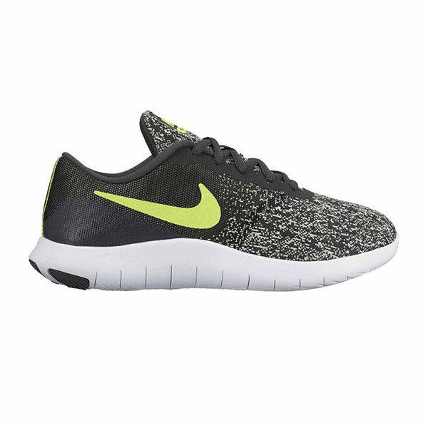Nike Flex Contact Boys Running Shoes - Big Kids