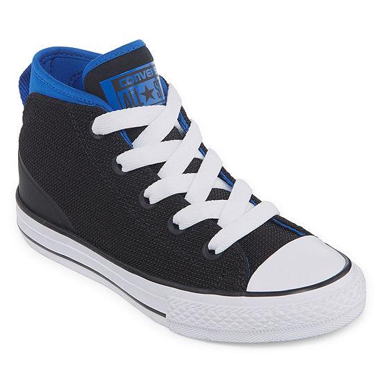 8d12de71def1c1 Converse Chuck Taylor All Star Syde Street - Mid Boys Sneakers - Little Kids Big  Kids - JCPenney