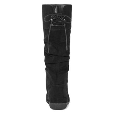 Arizona Womens Katy Slouch Boots Zip