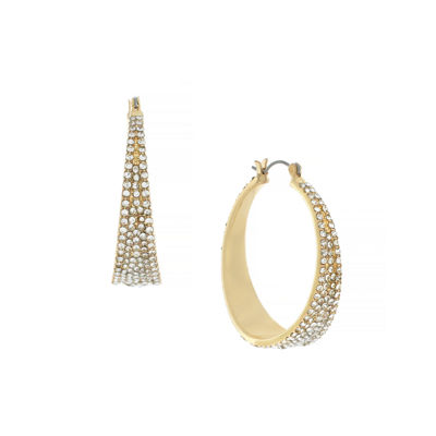 Nicole By Nicole Miller 1.5MM Hoop Earrings