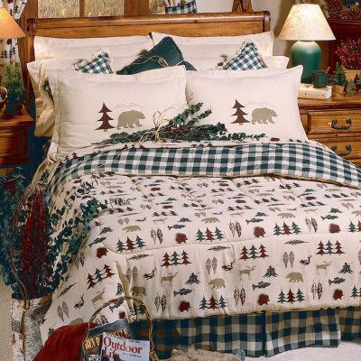 The Woods Comforter Set