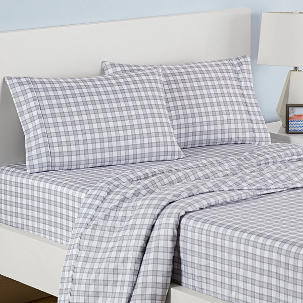 Waverly Norfolk Microfiber Sheet Set