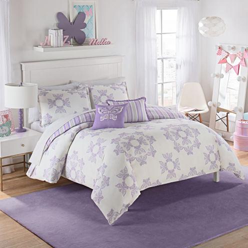 Waverly Ipanema Reversible Comforter Set