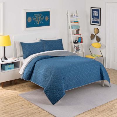Waverly Framework Comforter Set