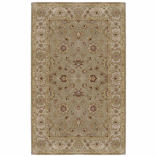 Decor 140 Justinian Hand Tufted Rectangular Indoor Rugs