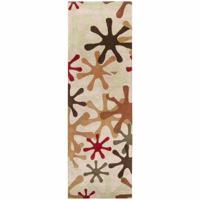 Decor 140 Merlanna Hand Tufted Rectangular Runner