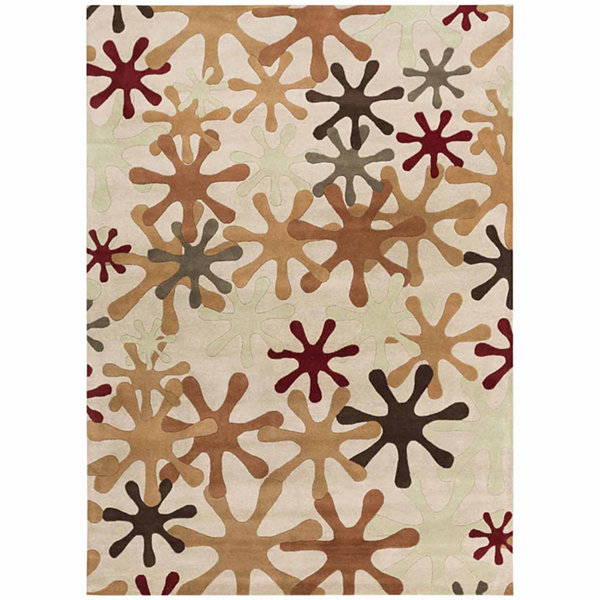 Decor 140 Merlanna Hand Tufted Rectangular Rugs