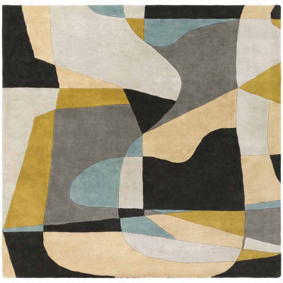 Decor 140 Quetzai Hand Tufted Square Rugs