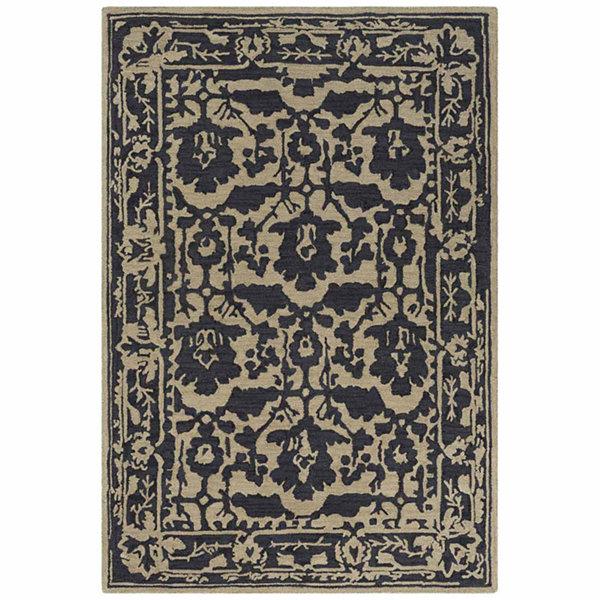 Decor 140 samuli hand tufted rectangular rugs jcpenney for Decor 140 rugs