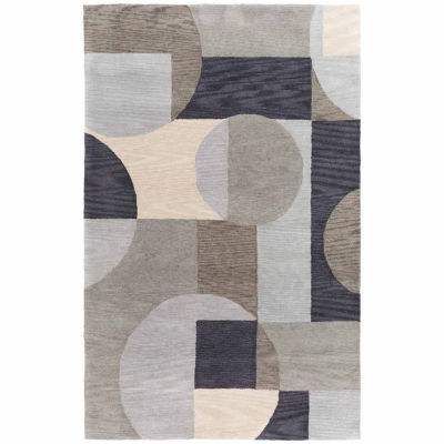 Decor 140 Shaan Hand Tufted Rectangular Rugs