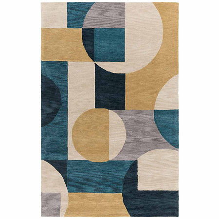 Decor 140 Shaan Hand Tufted Rectangular Indoor Rugs, One Size , Multiple Colors