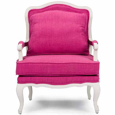 Baxton Studio Antoinette Classic Armchair