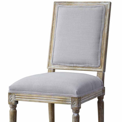Baxton Studio Clairette Club Chair