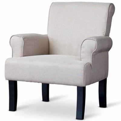 Baxton Studio Classics Collection Armchair