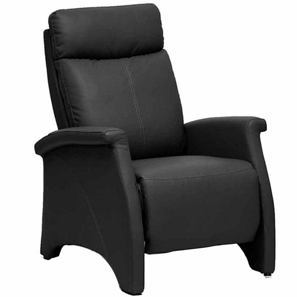 Baxton Studio Sequim Recliner