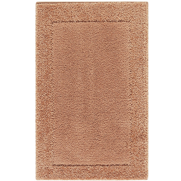JCPenney Home™ Shag Border Washable Rectangular Rug