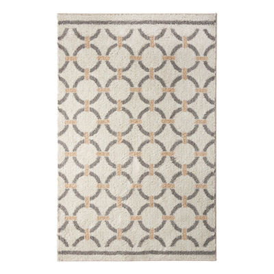 Mohawk Home Linked Circles Rectangular Rugs
