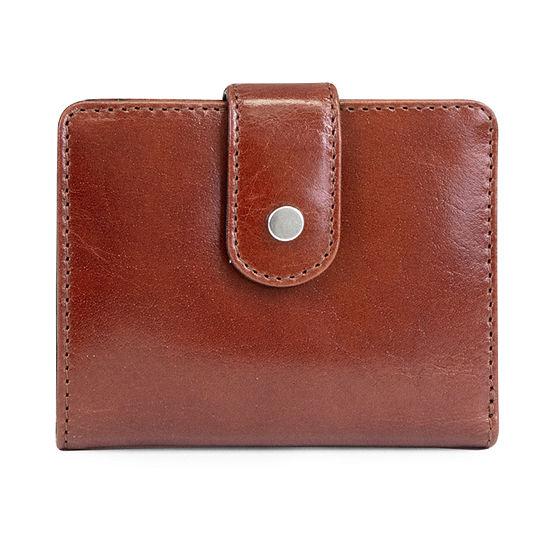 Mundi Vintage Mini Bifold RFID Blocking Pocketmate Wallet