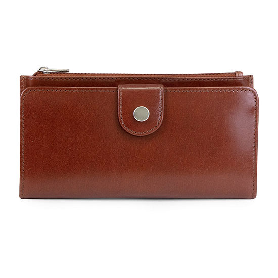 Mundi Vintage Slim RFID Blocking Slim Fold Wallet