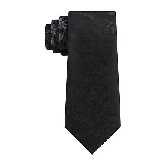 Van Heusen Narrow Floral Tie