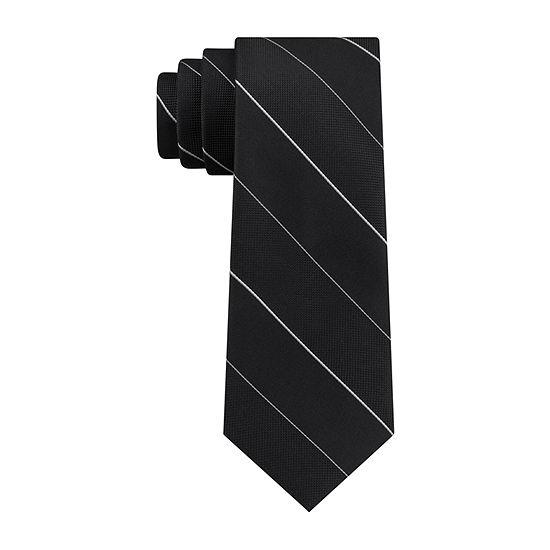 Van Heusen Slim Striped Tie