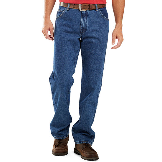 Wrangler® Regular-Fit Premium Performance Cowboy-Cut Jeans