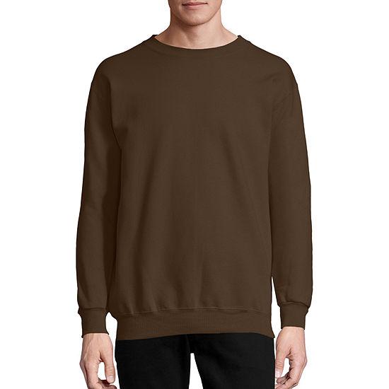 Hanes Mens Ultimate Cotton Sweatshirt